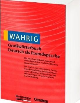 WAHRIG GROßWÖRTERBUCH